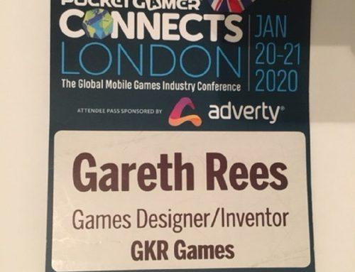 SumW0rdZ competes in Big Indie Pitch at Pocket Gamer London Jan 2020